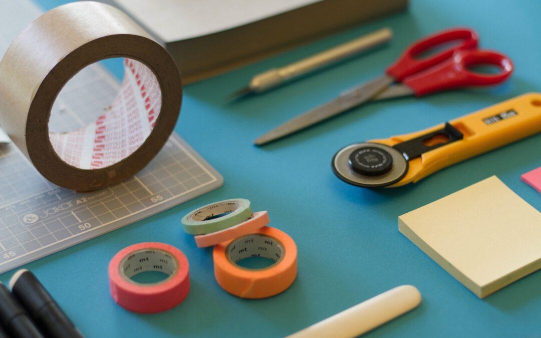 Verpakkingen voorzien van eigen bedrukte tape